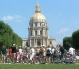 Paris bike tours